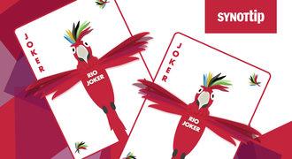 Zachraňte svůj tiket RIO Jokerem