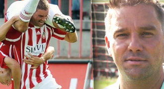 Švancara vyzývá ligové střelce: Když už dáš gól, pořádně ho oslav