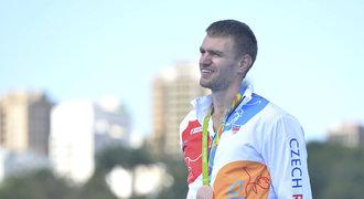 Nejsmutnější medaile. Synek si zaslouží titul olympijského vítěze