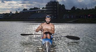 Medailová naděje Dostál: O rybaření, přítelkyni i sexu v olympijské vesnici