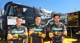Dvojit� st��bro pro KM Racing z Baja Poland