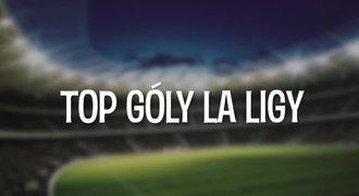 Top góly 6. kola La Ligy: Rossi napodobil Poborského lob i trefa z dálky