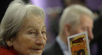 Legendární olympijská vítězka Dana Zátopková (94): Okamžitá operace!