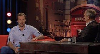 Čech v Show Jana Krause: O návratu do Česka, výšce i hrozících fanoušcích