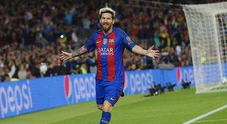 Bez Čechů! V nominaci na Zlatý míč opět nechybí Messi i Ronaldo