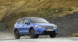 Subaru XV 2.0i Lineartronic: Aby se líbil i peněžence