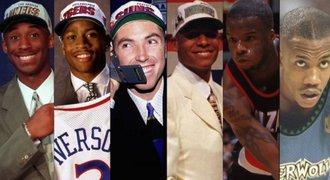 JAK TO BYLO: Před 20 lety Jordan předával žezlo mladým