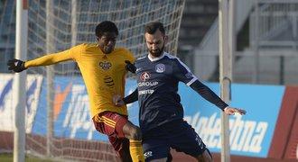VIDEO: Dukla - Slovácko 2:3. Hosté otočili zápas během dvou minut
