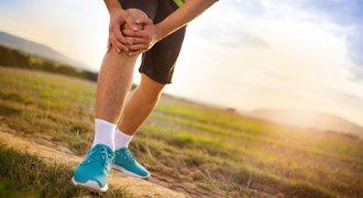 Jak si užívat pohyb bez omezení? Zatočte s bolestí, která omezuje radost ze sportu