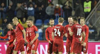 VIDEO: Česko - Litva 3:0. Góly dali Hořava, Krmenčík a debutant Jankto