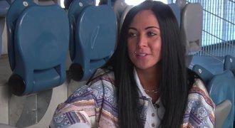 Těhotná snoubenka trenéra Růžičky: S nenávistí jsem se naučila žít