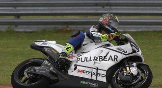 Skvělý Abraham! V Nizozemsku dojel sedmý a vyrovnal svůj nejlepší výsledek v MotoGP