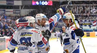 Kometa - Liberec 3:0. Brno je v trháku, k titulu chybí jedna výhra