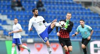 MOL Cup ONLINE: Mladá Boleslav – Opava 0:2. Slezané podruhé udeřili