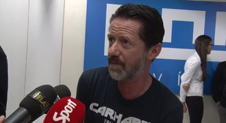Langmajer o roli v hokejovém seriálu: Růžička? Inspiroval bych se Hlinkou