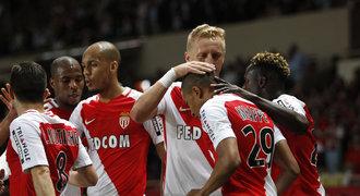Nekonečné čekání skončilo. Monaco slaví po 17 letech mistrovský titul