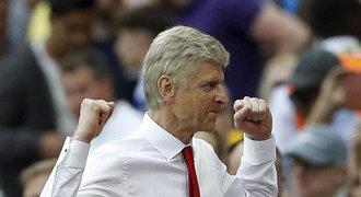 Ještě dva roky! Arsenal se dohodl s Wengerem, podepsat s ním má ve středu