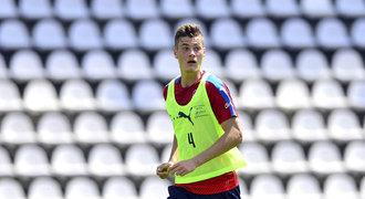 Schick o tlaku v reprezentaci: Nejsem ještě hráč, který by tým táhl