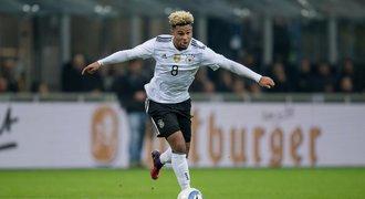 EURO U21 ONLINE: Anglie - Německo 2:2. Zajímavé utkání vyrovnal Platte