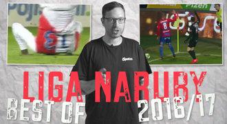 LIGA NARUBY TOP 30: Ngadeu je gymnasta... a Limberský se hlásí