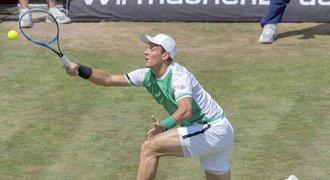 Berdych začal sezonu na trávě skvěle, ve Stuttgartu zdolal Tomice