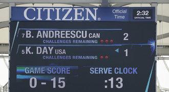 Už žádné prodlevy! V kvalifikaci na US Open se budou testovat nová pravidla