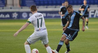 Mareš za Slovan válí! Přidal druhý hattrick během měsíce