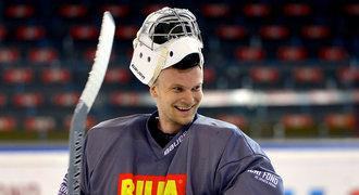 Chci ukázat, co ve mně je, říká finský brankář Sparty. Dostal přezdívku Aiťák