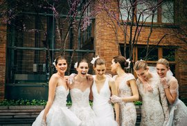 Nevěsty zbystřete! Představujeme 7 svatebních trendů na rok 2018