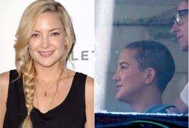 Další slavná herečka si oholila hlavu! Proč?