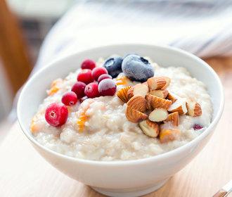 Naše kaše. Z čeho připravit zdravou snídani?