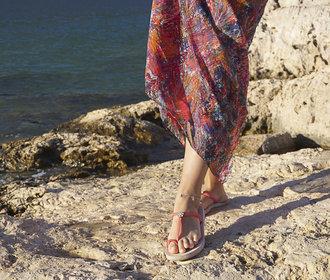 Stylové pantofle ovládly léto! Které si vyberete?