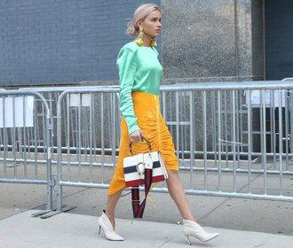 Bílé boty: Trend, který milují supermodelky, New York i Londýn