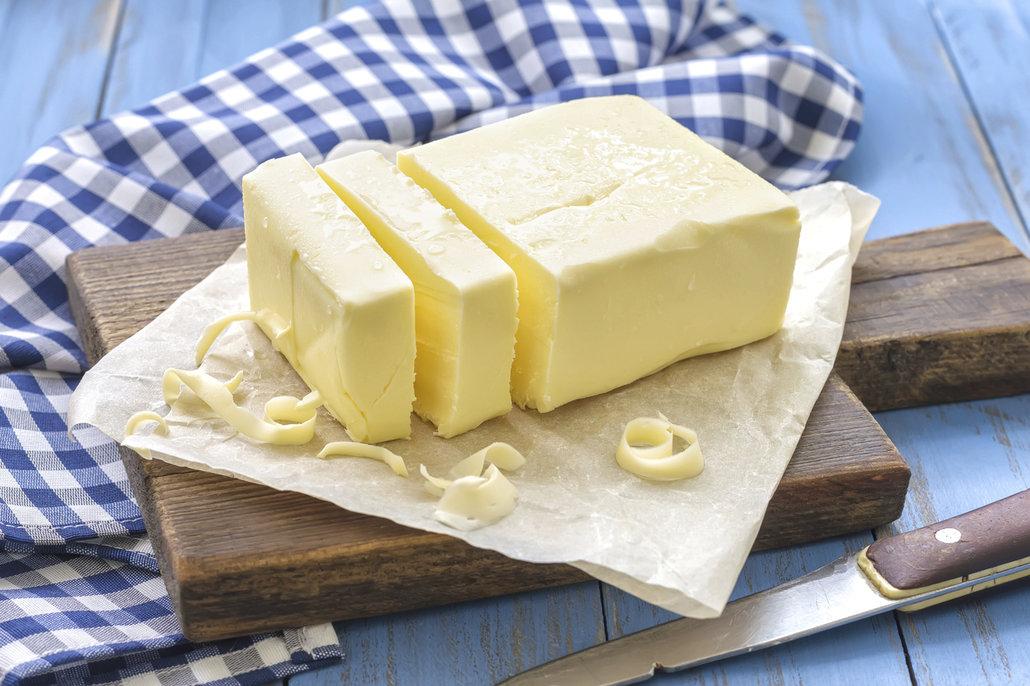 Kvalitní máslo