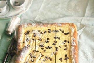Recepty z rodinné kuchyně: Polévka se zeleninou, ptáčky s noky a kynutý koláč