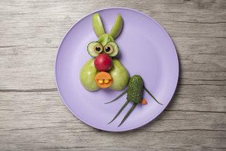 Snídaně i svačina pro děti: 46 roztomilých jídel, která sní s radostí!