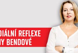 JANA BENDOV�: Zeman byl jedin�, Agrofert je jedni�ka a �eny, kter� zab�jej� islamisty