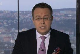 Kolik bere Moravec? Česká televize to odmítá sdělit. Káže transparentní vodu, pije…