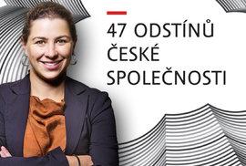 Kateřina Kadlecová: 47 odstínů české společnosti