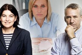 Duel: Platy mužů vs. platy žen