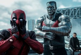 Recenze: Deadpool � Film s d�jem tak primitivn�m, �e by mohl ��t v amazonsk� d�ungli � 80 %