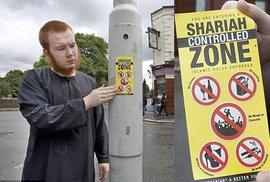 Britové loni zatkli 412 lidí kvůli terorismu. Celkový počet islámských radikálů v…