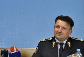 Válka v policii nekončí. Policejní prezident Tuhý je podezřelý z úniku informací