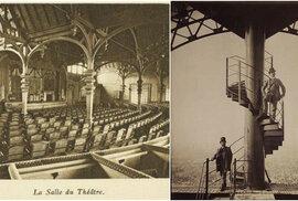 Zapomenuté tajemství Eiffelovy věže: Na jejím vrcholu si majitel postavil luxusní penthouse