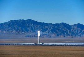 V Americe se chystá největší solární elektrárna na světě, bude mít výkon jako Temelín