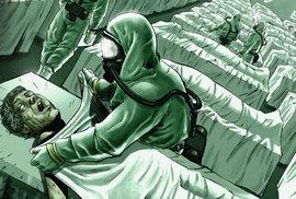 V česku začíná komiksová revoluce. Projekt NANITS mění zažité pořádky a vyzkoušet si ho můžete zdarma