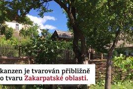 V Zakarpatí je dodnes patrný duch Československa. Uslyšíte češtinu, znají tu…