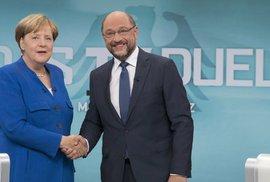 Sledujeme ŽIVĚ: Zvítězí opět Merkelová? Překvapí Schulz? Němci si volí kancléře