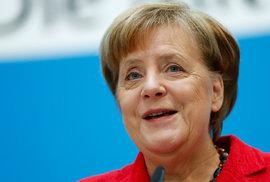 Merkelová se stane počtvrté v řadě kancléřkou. Vládnoucí koalice se po půl roce od…