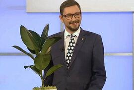 Ovčáček vs. Drahoš: Nedostudovaný úředník se v televizi vysmívá profesorovi. Vítejte…
